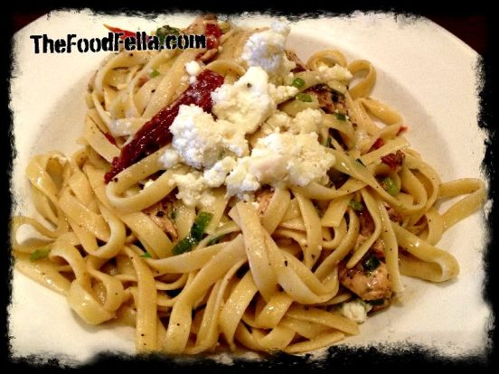 blissdom pasta
